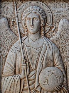 s1200 (533×720) Pieta Statue, Shiva Statue, Original Wallpaper, Hd Wallpaper, Painting Concrete Walls, Raising Of Lazarus, Graffiti Photography, Clay Wall Art, Archangel Michael
