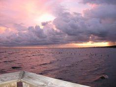 Lake Pontchartrain Sunset