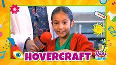 Hovercraft maken. Kinderboekenweek 2015   Raar maar waar