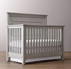 Marlowe Conversion Crib | Cribs & Bassinets | Restoration Hardware Baby & Child: $1049 for boy or girl