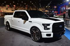 2014  SEMA SHOW  F-150 | 2015 Ford F-150 Customs: SEMA 2014 Photos
