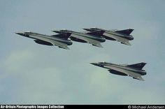 Saab F-35 Draken, A-002, Royal Danish Air Force
