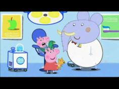 Peppa Pig 2014 New Season 2x13 The Dentist Happy Kids 5:06