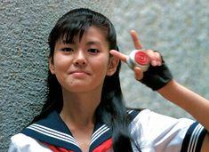 Minamino Yoko, as high school detective