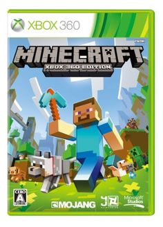 Minecraft Xbox 360 Edition Japan Import >>> For more information, visit image link. Note:It is Affiliate Link to Amazon.