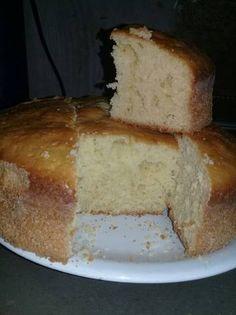 Bread, Food, Vanilla Sponge Cake, Sweets, Vegan Recipes, Vegan, Homemade, Kitchen, Meal
