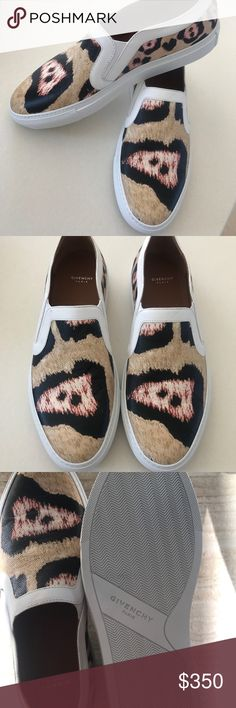 Givenchy leopard loafer sneakers Brand new without box. givenchy Shoes Flats & Loafers