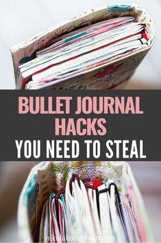 Bullet Journal How To Start A, Bullet Journal Inspo, Bullet Journal Ideas Pages, Bullet Journal Layout, Journal Pages, Junk Journal, Bullet Journals, Journal Covers, Bullet Journal For Adhd
