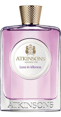 Atkinsons Love In Idleness -  As gorgeous and indolent as a midsummer's night dream – raspberry and violet leaves, heliotrope, moss and patchouli.