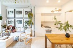 A 'Generous' Home, in 660 Square Feet - The New York Times