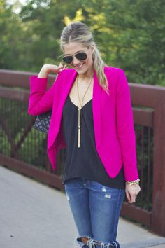 Love this blazer