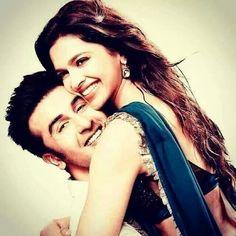 Ranbir Kapoor and Deepika Padukone