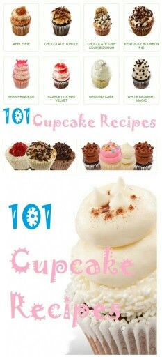 101 cupcake recipes, all the cupcake recipes, chocolate cupcakes, vanilla cupcakes, and more.have to scroll down a little ways to get to list of cupcakes. Vanilla Cupcakes, Yummy Cupcakes, Chocolate Cupcakes, Gourmet Cupcakes, Mocha Cupcakes, Strawberry Cupcakes, Easter Cupcakes, Flower Cupcakes, Christmas Cupcakes