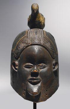 Suku Mask, Democratic Republic of the Congo | lot | Sotheby's