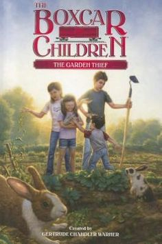 The Garden Thief...a fun book for young readers--or the young at heart ;) (Fiction Addict Review)