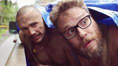 James Franco, Seth Rogen Are 'Naked and Afraid'