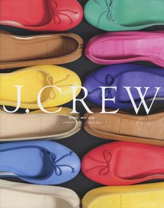 Memory Lane: Our favorite J.Crew catalogs over the years... January 2012