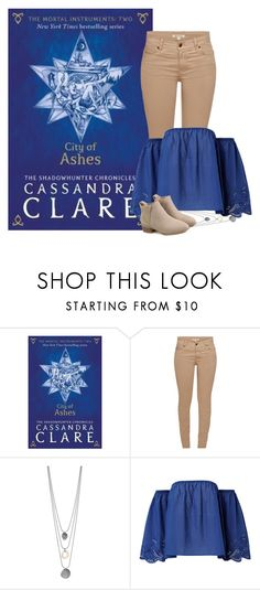 City of Ashes - Cassandra Clare by ninette-f on Polyvore