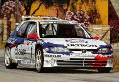 Peugeot 306 Maxi Kit Car Rallye