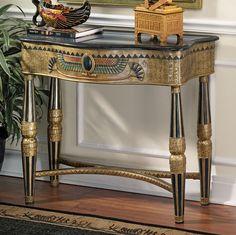 Egyptian Furniture - Egyptian - Design Toscano