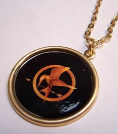 A Cool Hunger Games Pendant