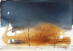 """""""Landskap"""" (Land og egn series) by S.O. Sivertsen"""