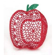 set gehaakte mandjes Apple