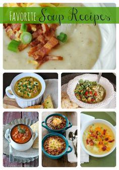 our favorite soup recipes