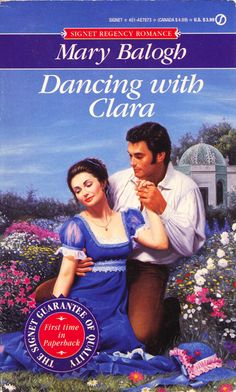 Mary Balogh - Dancing with Clara 	  February, 1994
