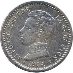 50 céntimos (1904)(*19-04) Madrid SM V - MBC