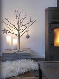 Christmas Decoration Ideas, Nordic Design Inspirations for Eco Friendly Christmas Decor