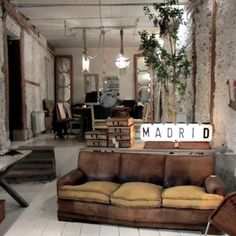 Bistros, Diners and Madrid on Pinterest