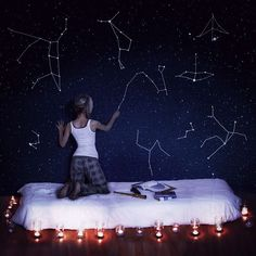 Out-of-this-world room decor for the girl obsessed with astrology - GirlsLife