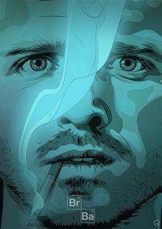 Jesse Pinkman - Breaking Bad - Guillaume Vasseur