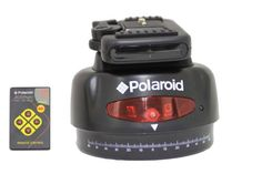 nice Polaroid Automatic Motorized Pan Head With Wireless Remote Control For SLR Cameras & Camcorders