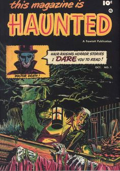 Pre Code Classic This Magazine Haunted Slipcase Vol 01