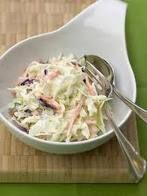 Long John Silvers Coleslaw Recipe  (I found the recipe online, but I can't get it on pinterest.) It's recipes.sparkpeople.com)