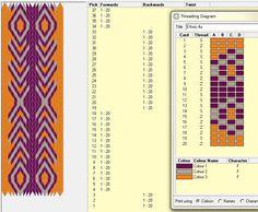 Diseño 20 tarjetas, 3 colores, repite dibujo cada 30 movimientos   // Mio_09a ༺❁