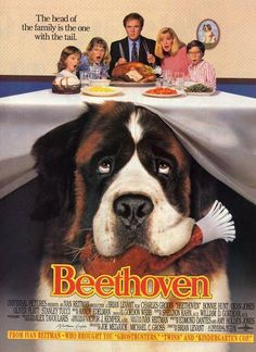 #beethoven#best movie with dog