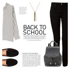 """Back to School, Hypothetically :)"" by katsin90 ❤ liked on Polyvore featuring Brunello Cucinelli, Alexander Wang, H&M, rag & bone, Isabel Marant and Anja"