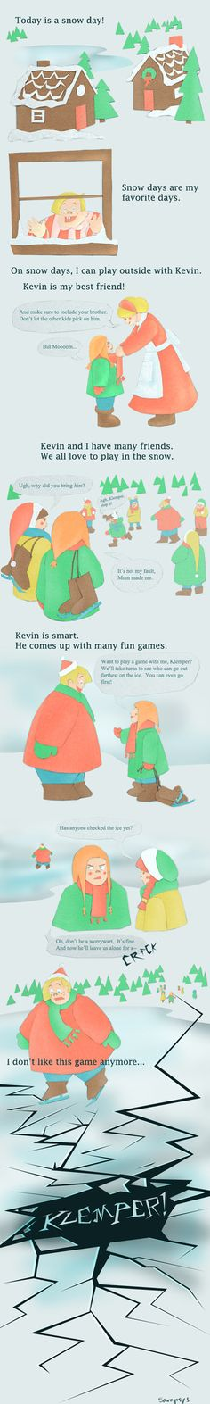 As You Were: Klemper's Story by Sarapsys on deviantART