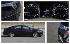 2013 #Toyota #Avalon Limited Review | Auto123.com - There's no denying that the 2013 Toyota Avalon is a cruiser. It's not meant for fast, sporty driving, but don't be fooled; it can handle a corner or two.