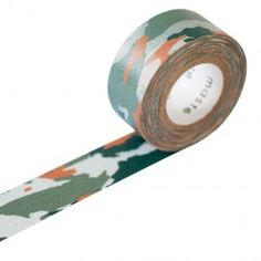 Maste Washi Tape - Green Camouflage