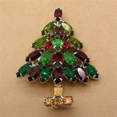 christmas brooches and pins - - Yahoo Image Search Results