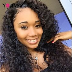 Curly Sew In Hairstyles Prepossessing Beautiful Curly Sewin Hair  Pinterest  Curly Hair Style And