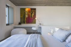 DSC_9242 Paros, Architect Design, Oversized Mirror, Villa, Vacation, House, Furniture, Home Decor, Vacations