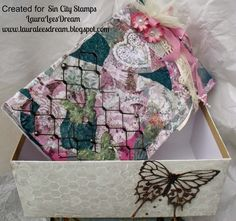 Sin City Stamps: Butterfly Photo Box
