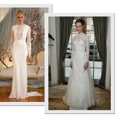 Boho: a proposta seventies chega aos vestidos de noiva (Foto: Divulgação)