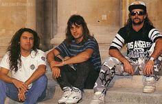 SLAYER – Total Devotion (MF66, 1991)   Features / Interviews @ Metal Forces Magazine
