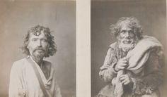 Gypsies, Bessarabia. Photo Michał Greim (ur. 1828 Żelechów, zm. 1911 Kamieniec Podolski)